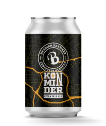 Bax Bier Kon Minder Citra Pale Ale