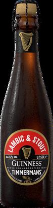 Guinness Lambic & stout