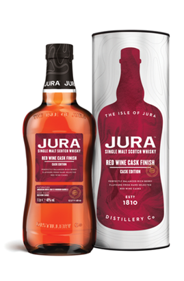 Isle of Jura Red Wine Cask
