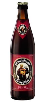 Franziskaner Dunkel Weizen