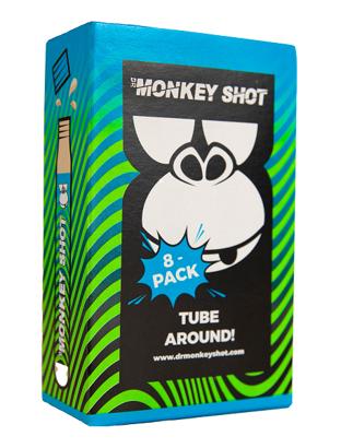 Dr. Monkeyshot 8-Pack