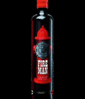 Fireman Vodka Eucalyptus
