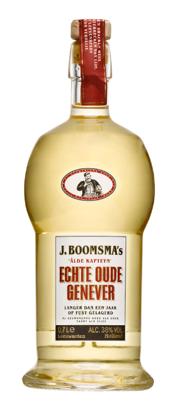 Boomsma Oude Genever 1 jaar op Bourbonvat