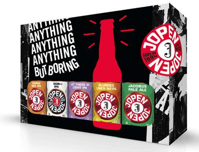 Jopen Geschenkverpakking met 5 bieren
