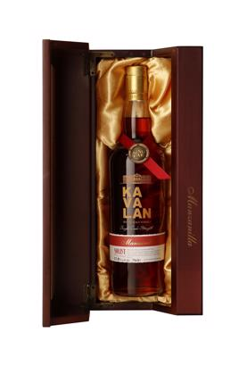 Kavalan Single Malt Manzanilla Solist