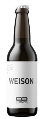Berging Brouwerij Weison
