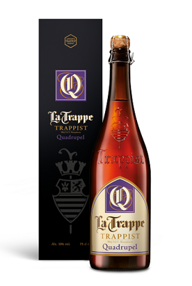 La Trappe Quadrupel Geschenkverpakking