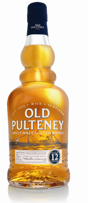 Old Pulteney 12 Yrs  Malt