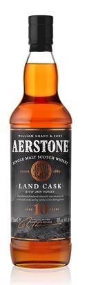 Aerstone 10 Yrs Land Cask