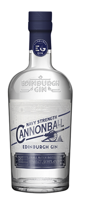 Edinburgh Cannonball Navy Strength
