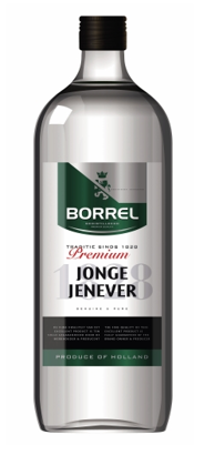 Borrel Jonge Jenever