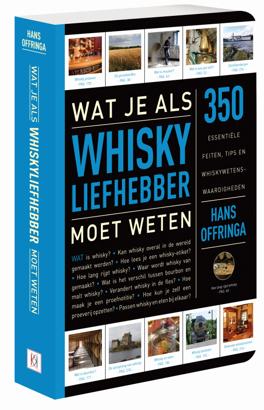 Boek Wat je als whiskyliefhebber moet weten