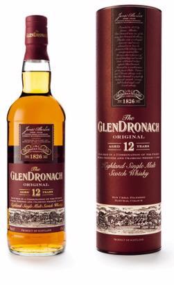 The GlenDronach 12 Yrs Single Malt