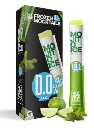 24 ICE Mojito ijs 0.0% doos 5 stuks
