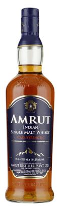 Amrut Cask Strength Indian Single Malt