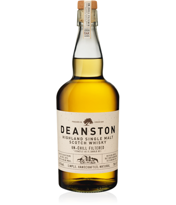Deanston New Virgin Oak Malt