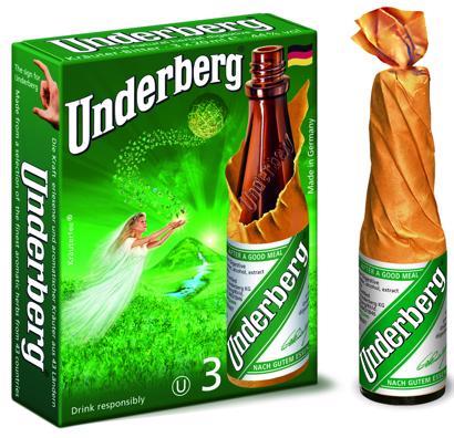 Underberg Kruidenbitter 3-pack