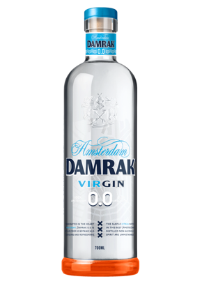 Damrak Virgin 0% alcoholvrij