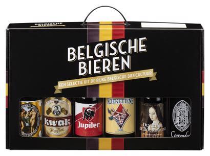 Proefset Belgische Bieren