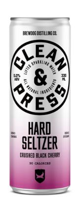 Clean & Press Crushed Black Cherry