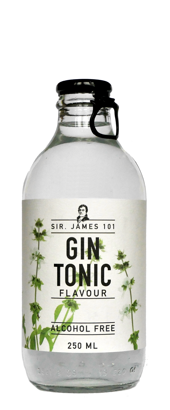 Thumbnail Sir. James 101 Gin Tonic Alcoholvrij