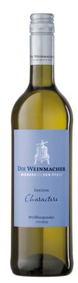 Die Weinmacher Charactère Weissburgunder