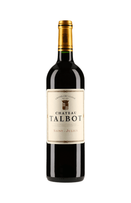 Château Talbot Ch. Talbot 4e Grand Cru Classé 2015