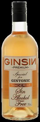 GinSin Tangerine gin smaak alcoholvrij