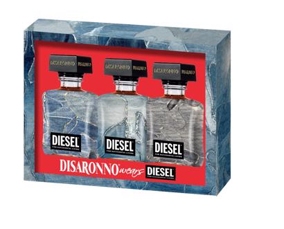Disaronno Diesel Limited Edition - 3 miniaturen