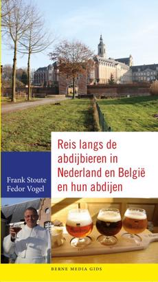 Boek Reis langs de abdijbieren in Nederland en België