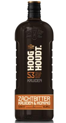 Hooghoudt Zachtbitter Kruiden & Honing