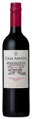Casa Amada Cabernet Sauvignon/Carmenere