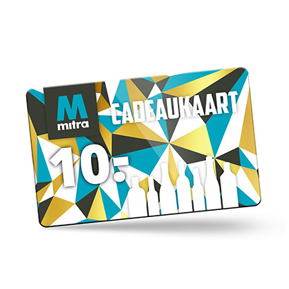 Mitra Cadeaukaart €10