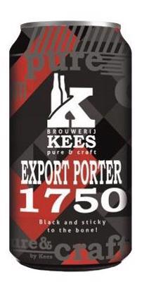Brouwerij Kees Export Porter1750