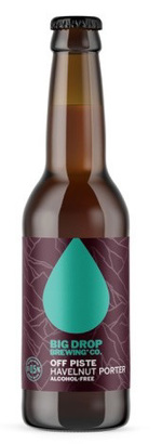 Big Drop Brewing Co. Off Piste Hazelnut Porter