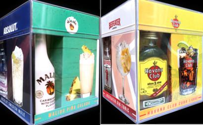 Drinks-2-Mix Miniatuur Mix Set