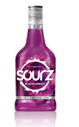 Sourz Blackcurrent