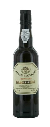 Welsh Brothers Madeira - Medium dry