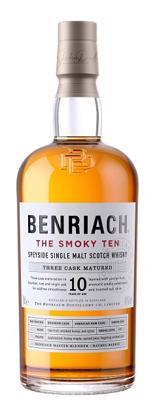 The BenRiach The Ten Smoky