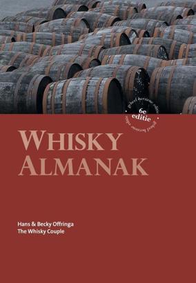 Boek Whisky Almanak 6e editie – Hans & Becky Offringa