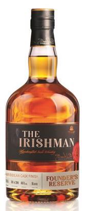 The Irishman Caribbean Cask Limited Edition