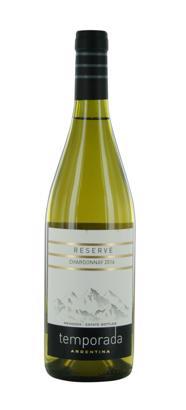 temporada Chardonnay Reserve