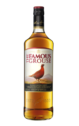 The Famous Grouse Scotch Blended