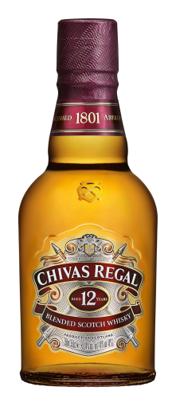 Chivas Regal 12 Yrs Scotch Blended