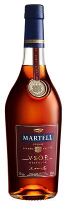 Martell Red Barrel VSOP