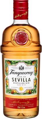 Tanqueray Flor de Sevilla