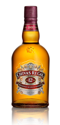 Chivas Regal 12 Yrs Scotch Blended