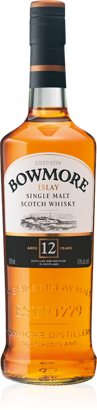 Bowmore 12 Yrs  Malt