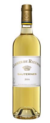 Carmes de Rieussec Sauternes 2016