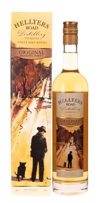 Hellyers Single malt original
